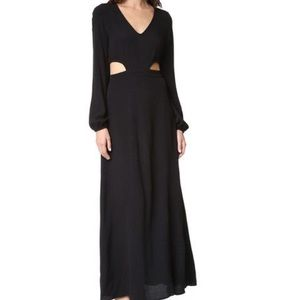 Wildfox Cut It Out Maxi Dress New With Tag Size S